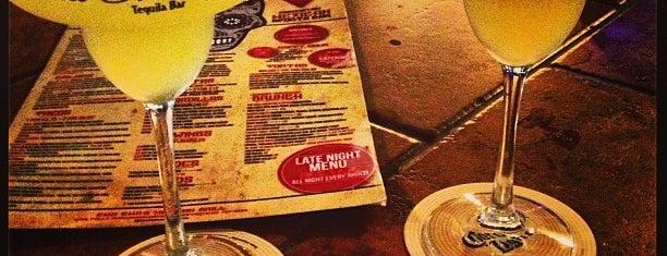 Cha Cha's Tequila Bar is one of Locais curtidos por Emily.