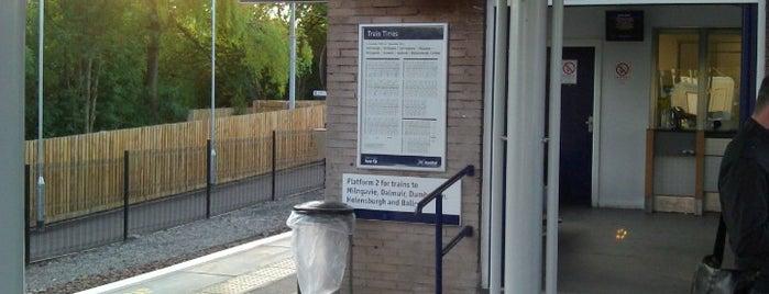 Hyndland Railway Station (HYN) is one of Awesome UK.