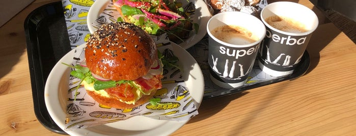 Superba Snacks + Coffee is one of Restaurants to Try - LA.