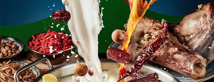 Happy Lamb Hot Pot, Cambridge 快乐小羊 is one of Eric'in Beğendiği Mekanlar.