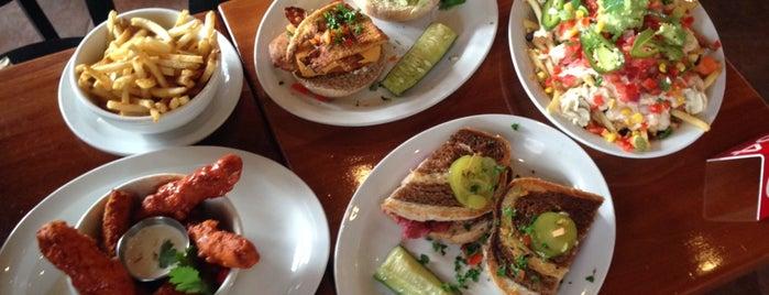 Native Foods is one of Best Gluten-Free Restaurants in LA.