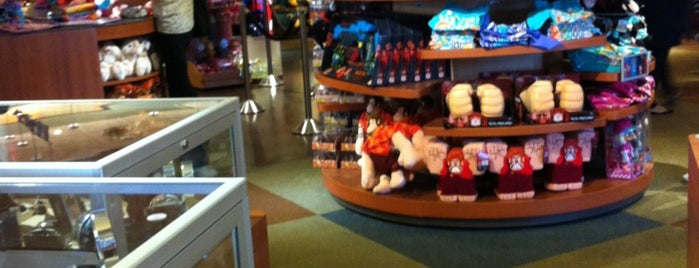 Disney store is one of Favoritos.