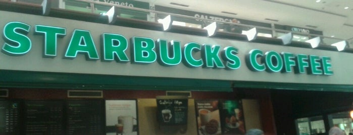 Starbucks CC La Vaguada is one of Lugares de Kenzo.