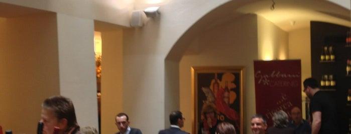 Bar Ristorante Gabbani is one of Lugano, CH.