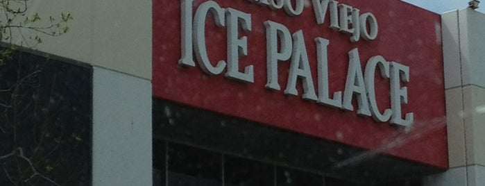 Aliso Viejo Ice Palace is one of Locais curtidos por Scott.