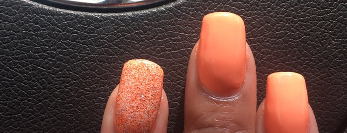 City Nails & Spa is one of NWI.