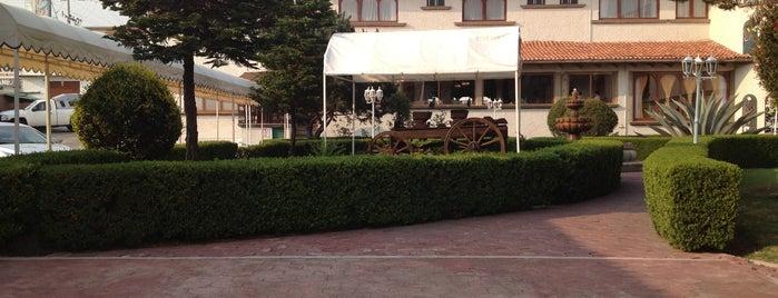 Restaurante Los Candiles Hotel Del Angel is one of Pyrgos 님이 좋아한 장소.