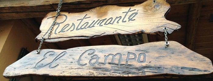 Restaurante El Campo is one of Posti che sono piaciuti a lupas.