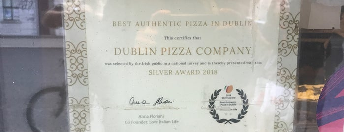 Dublin Pizza Company is one of Selin Gamze Sıla.