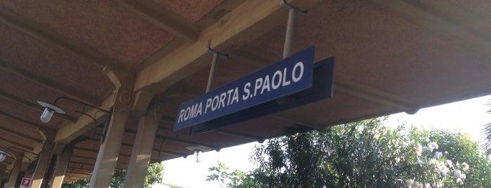 Roma Porta San Paolo (Roma-Lido) is one of 101 cose da fare a Roma almeno 1 volta nella vita.