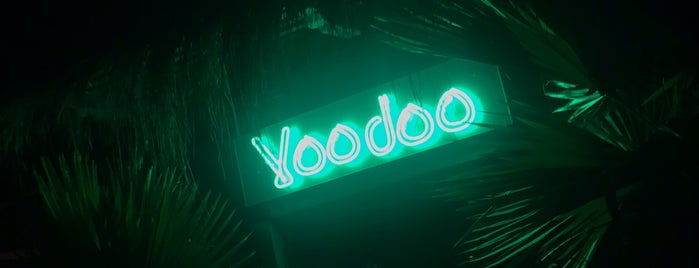 Voodoo Bar is one of Roma.