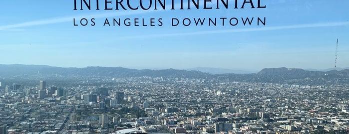 InterContinental Los Angeles Downtown is one of Orte, die Dan gefallen.