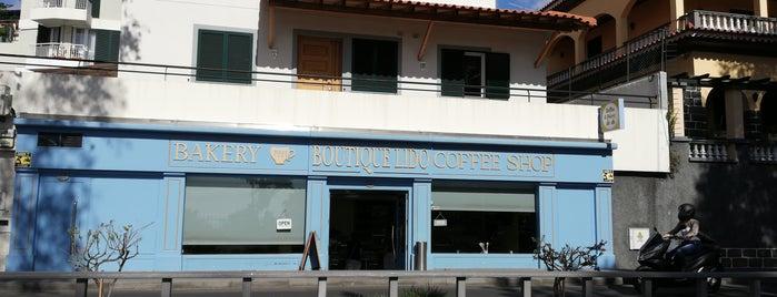Boutique Lido is one of สถานที่ที่ Lewis ถูกใจ.