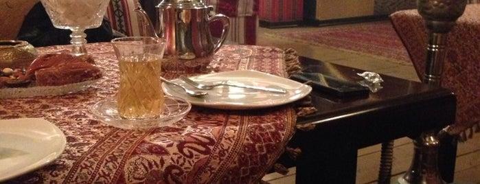 Café Arabesque is one of Restaurants in Baku (my suggestions).