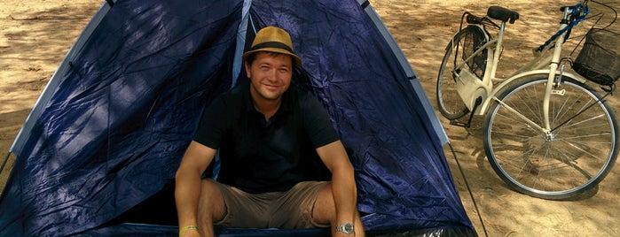 Camping Baia di Gallipoli is one of Camping.