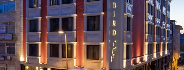 Blackbird Hotel is one of Birgül 님이 저장한 장소.