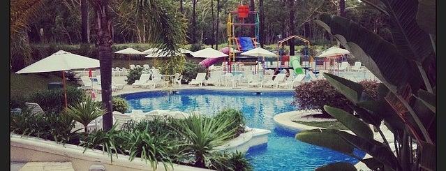 Solanas Vacation Club. Punta del Este is one of Tempat yang Disukai Santiago.