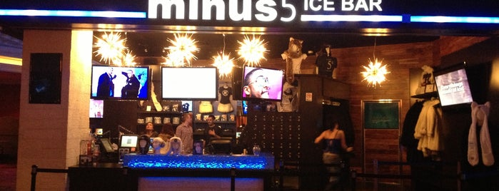 Minus 5 ice Lounge (Monte Carlo) is one of Favorites.