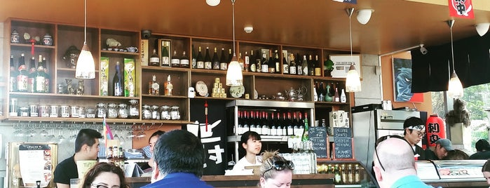 J2 Grill & Sushi is one of Weekend food in Grand Dock Canal.