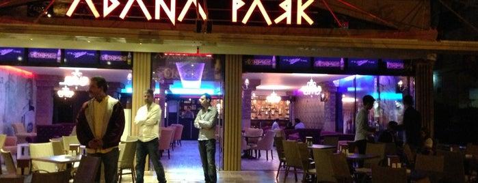 Adana Park is one of Tempat yang Disukai Veysel.