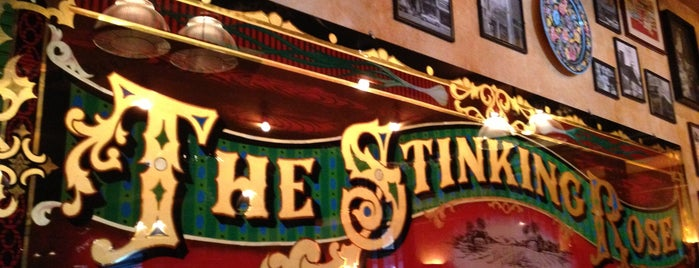 The Stinking Rose is one of Trips / San Francisco, CA, USA.
