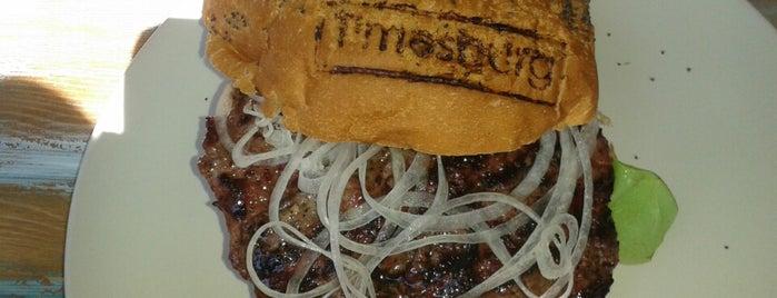 Timesburg is one of Básicos de BCN.