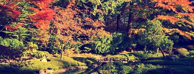 Nitobe Memorial Garden is one of Vancouver Sights.