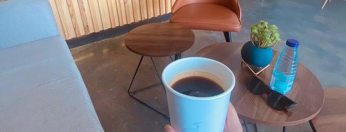 Hebro Roasters And Cafe is one of Orte, die Mesha gefallen.