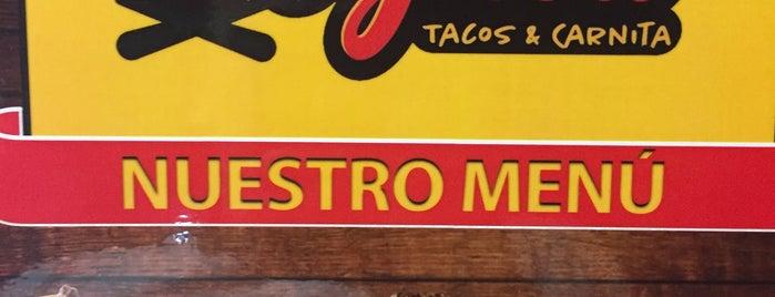 La Fogata Tacos & Carnita is one of Bjork : понравившиеся места.