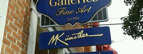 King James Gallery is one of Locais curtidos por Jamieb.