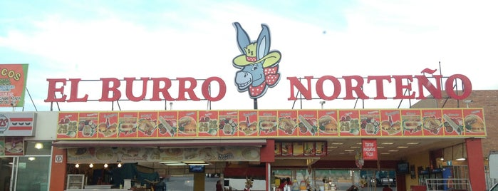 El Burro Norteño is one of Lieux qui ont plu à Nayeli.