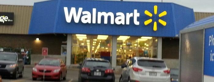 Walmart is one of Montreal.