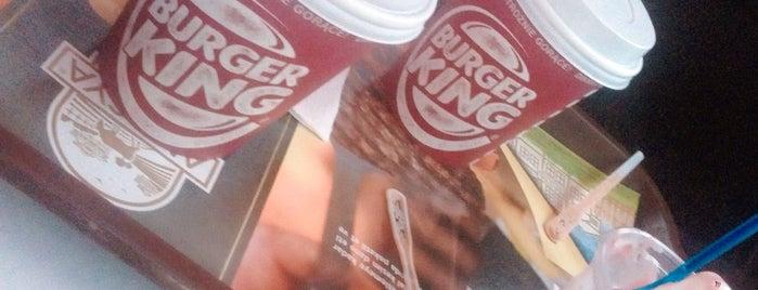 Burger King is one of Posti che sono piaciuti a Hasan.