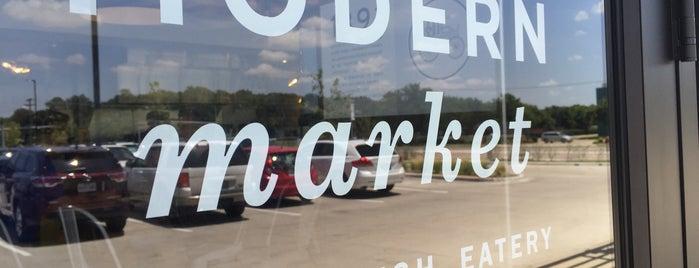 Modern Market is one of Breakfast & Brunch - Dallas.