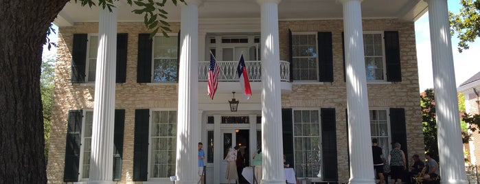 Neill-Cochran House Museum is one of Austin.