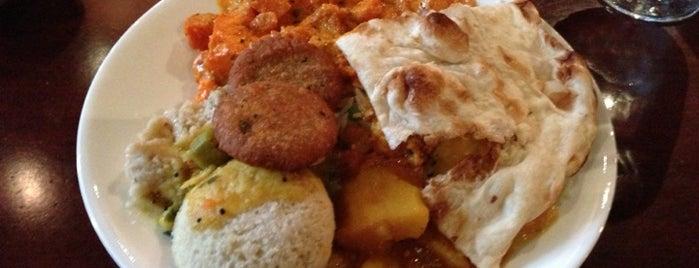 Gandhi India's Cuisine is one of Las Vegas Partners!.