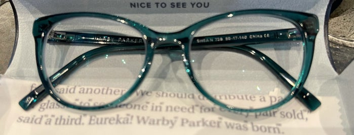 Warby Parker is one of Austin: i love you so much 🧡.