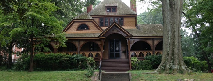 Wren's Nest House Museum is one of Atlanta.
