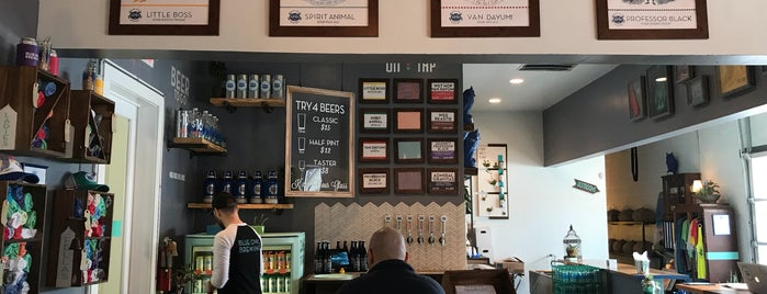 Blue Owl Brewing is one of Austin '18.