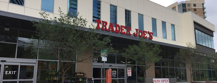 Trader Joe's is one of Austin - CHECK!.