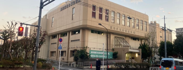 墨田区社会福祉会館 is one of 自分が作成したVENUE.