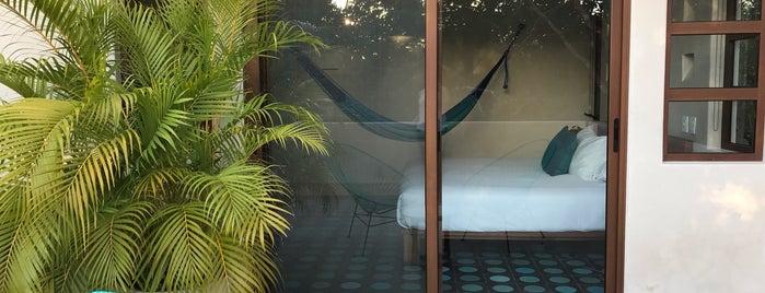 Hotel Tiki Tiki is one of tulum.