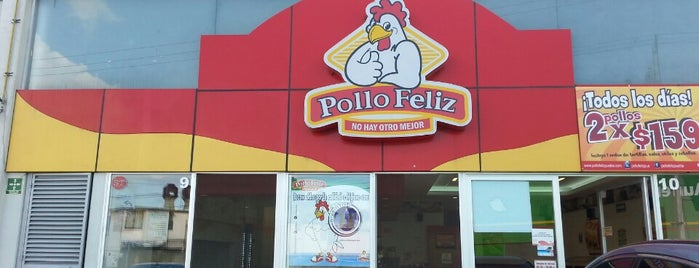 Pollo Feliz is one of Locais curtidos por Ye.
