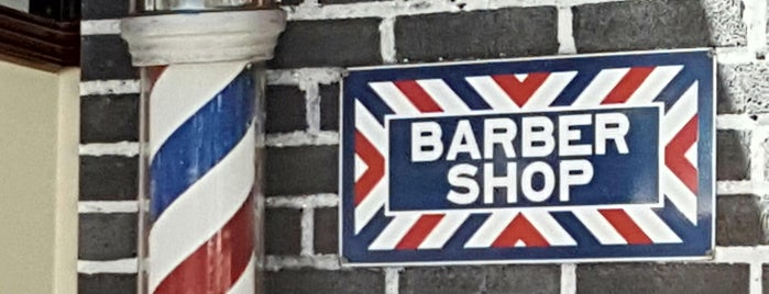 Angelo's Barber Shop is one of BEST of CSUN 2012.