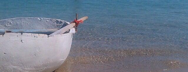 Sağtur Plajı is one of Orte, die Tugay gefallen.