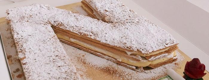 Mille Feuille Bakery is one of Mohammad'ın Kaydettiği Mekanlar.