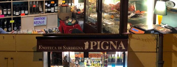 Enoteca di Sardegna Pigna is one of Roma.