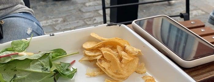 Aubaine is one of London restaurant & cafe.