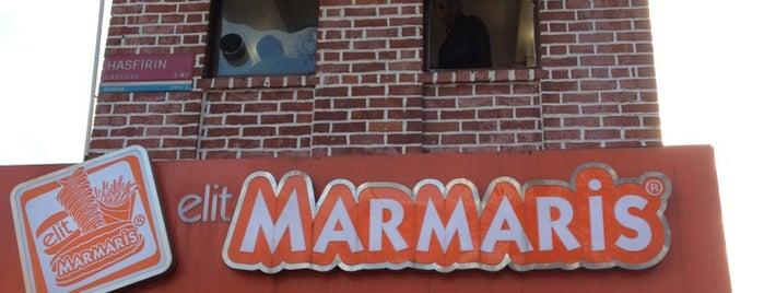 Elit Marmaris is one of Duygum'la gittiğim yerler.
