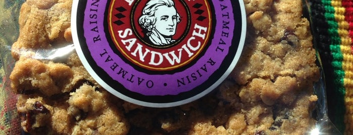 Earl of Sandwich is one of LV2K14.